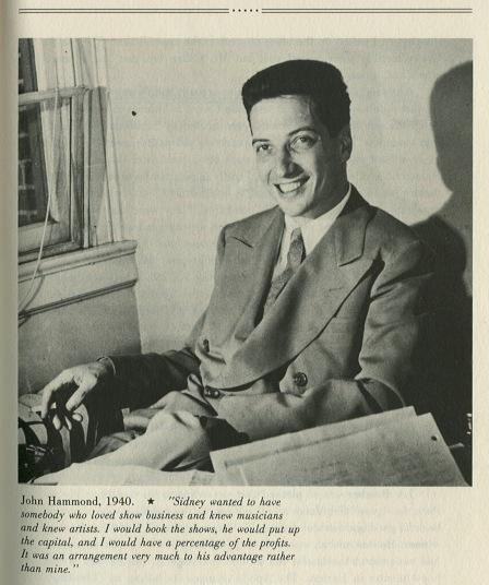 John Hammond 1940